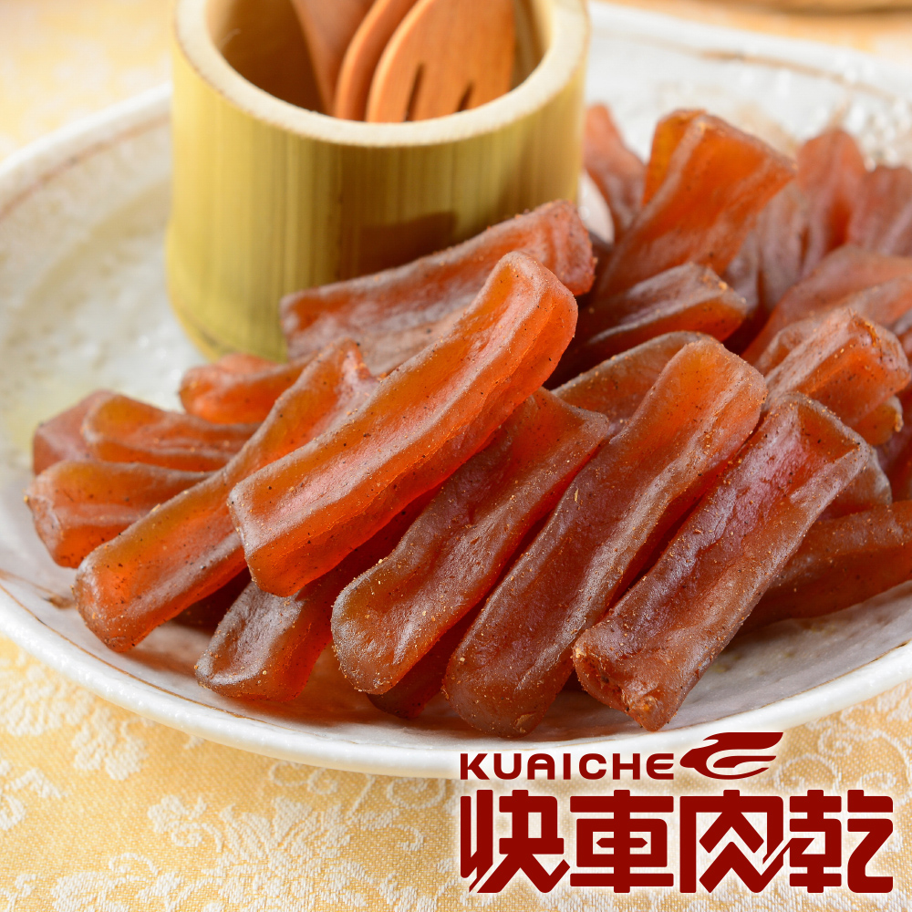 快車肉乾 - 純蒟蒻條 (口味:原味、辣味)