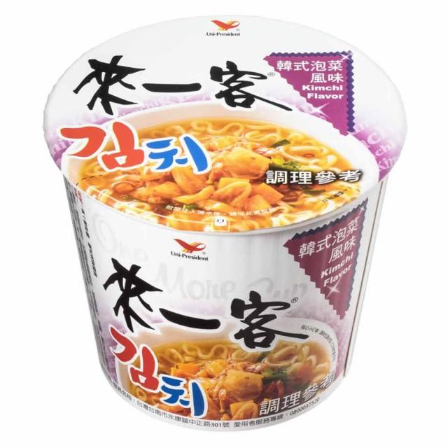 來一客 鮮蝦魚板/韓式泡菜  3入/組